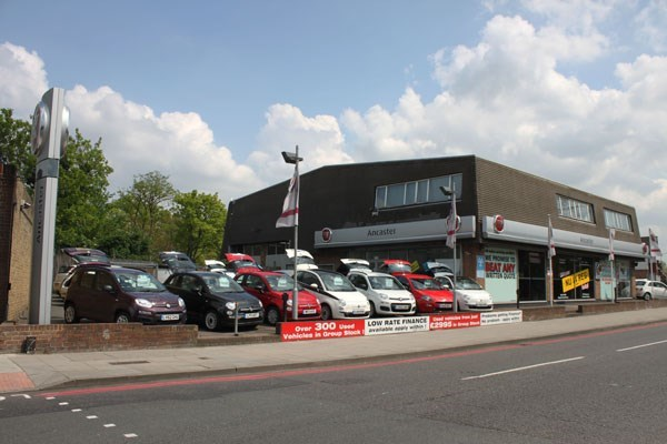 Ancaster Fiat Catford