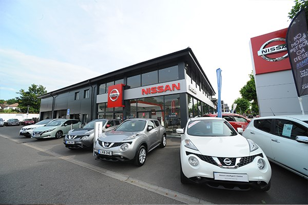 Ancaster Nissan South Croydon