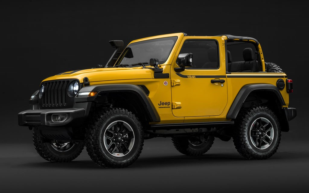 Ancaster Jeep New Cars