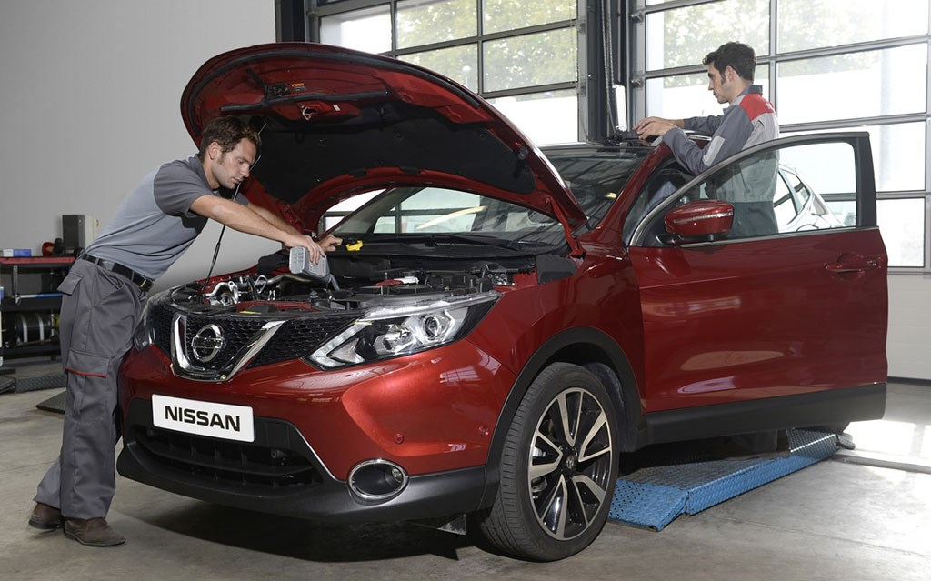 Nissan Fixed Price Servicing